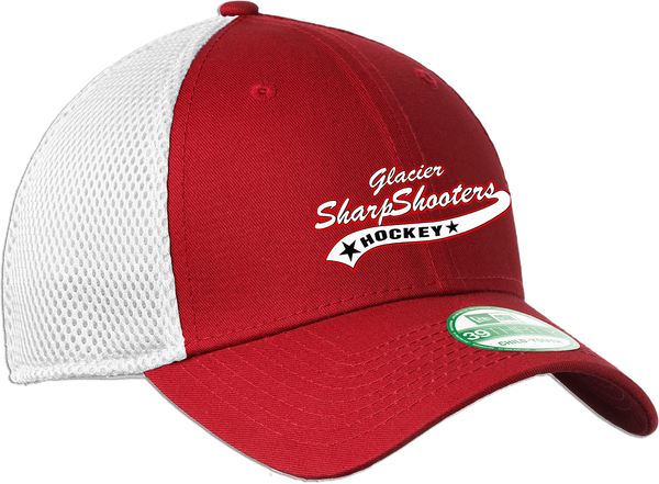 Sharp Shooters Stretch Mesh Cap