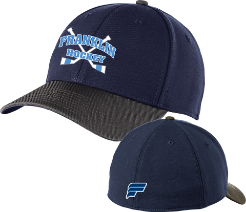 Franklin Flyers Hockey NewEra Ballistic Cap