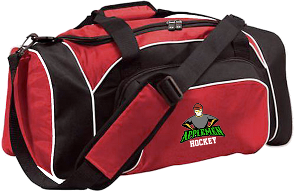 Applemen Hockey Weekend Tournament Bag with Player #