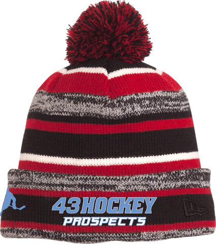 43 Hockey Prospects Sideline NewEra Beanie