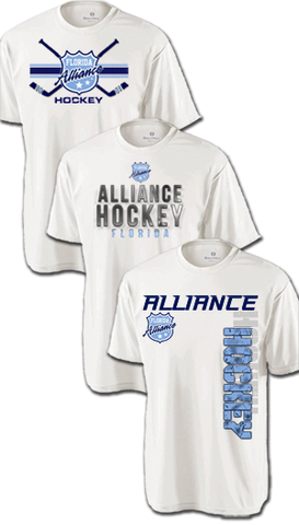 Florida Alliance Hat Trick Dri-Fit Custom T-Shirt Set