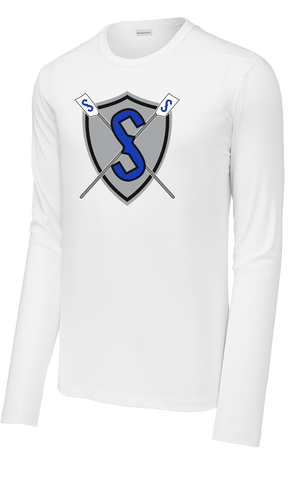 South Orlando Rowing Association Logo UV Protect Long Sleeve Dri-Fit Tee
