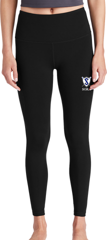 South Orlando Rowing Association Ladies 7/8 High Rise Legging