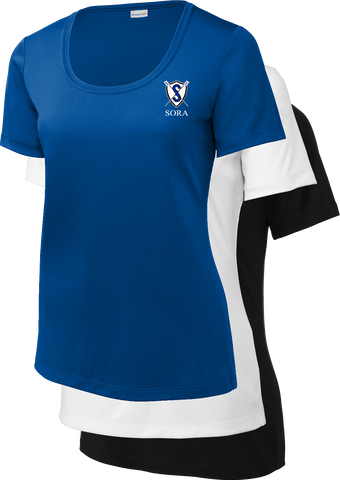 South Orlando Rowing Association UV PROTECT Ladies Dri-Fit T-Shirt