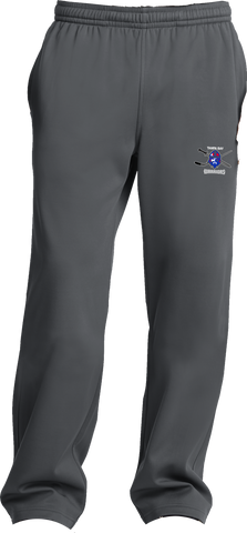 Jr. Warriors Hockey Sport-Wick Fleece Sweatpant