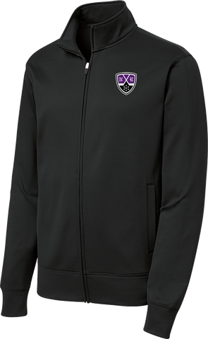 New England Hockey Club Sport-Wick Fleece Full-Zip Jacket