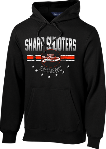 Sharp Shooters Pullover Sport Hoodie
