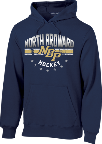 North Broward Pullover Sport Hoodie