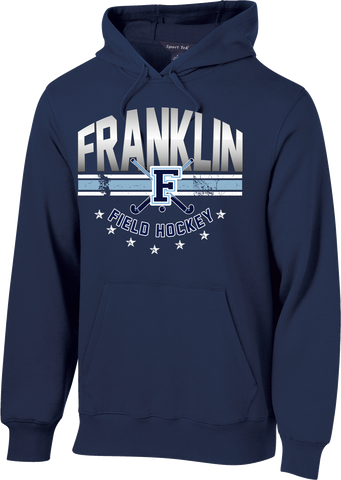 Franklin Field Hockey Pullover Sport Hoodie *Available in Youth*