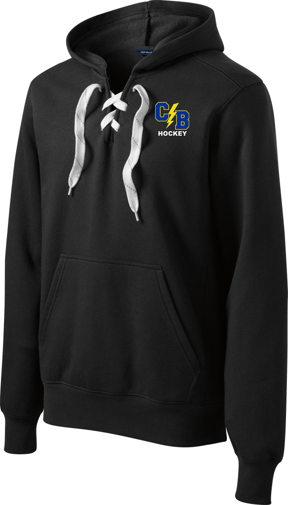 Cypress Bay Hockey Lace Up Hoodie – Direct Team Sports 9ea679c9bde6