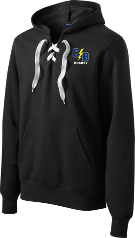 Cypress Bay Hockey Lace Up Hoodie