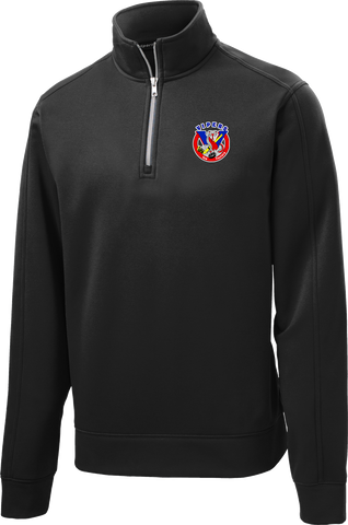Vipers 1/4-Zip Moisture-Wicking Pullover