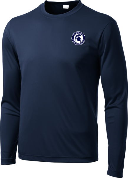 Livonia Stevenson Hockey Long Sleeve Dri-Fit Tee with Player Number
