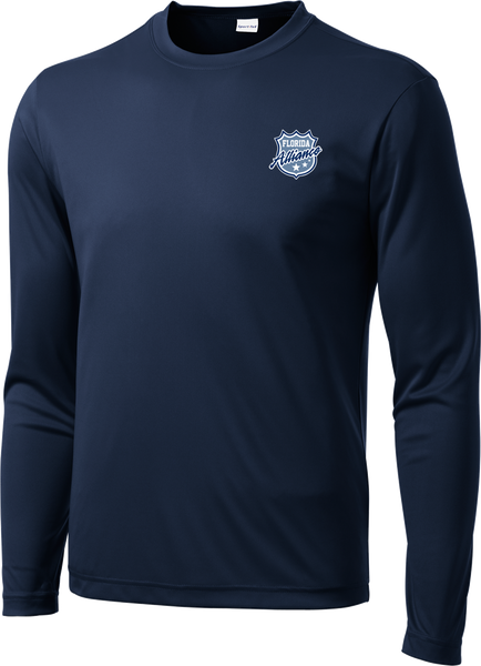 Florida Alliance Long Sleeve Dri-Fit Tee with Player Number