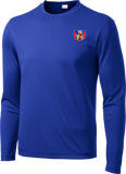 Vipers Long Sleeve Dri-Fit Tee with Player Number