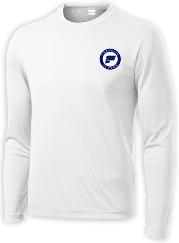 Franklin Flyers Hockey Long Sleeve Dri-Fit Tee *Now available in Youth*