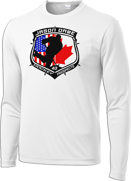 43 Hockey Prospects Fundamentals Long Sleeve Dri-Fit Tee