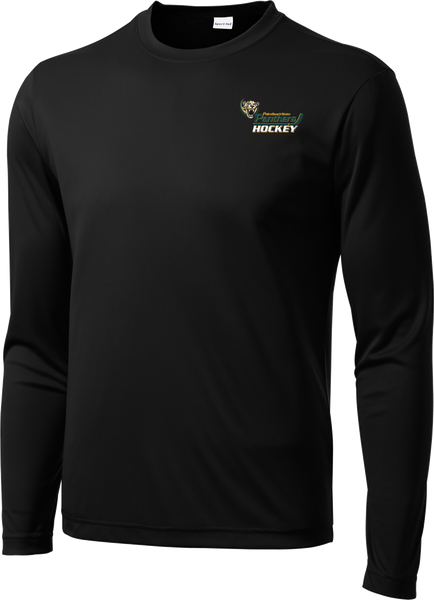 Palm Beach Panthers Long Sleeve Dri-Fit Tee w/ Player Number