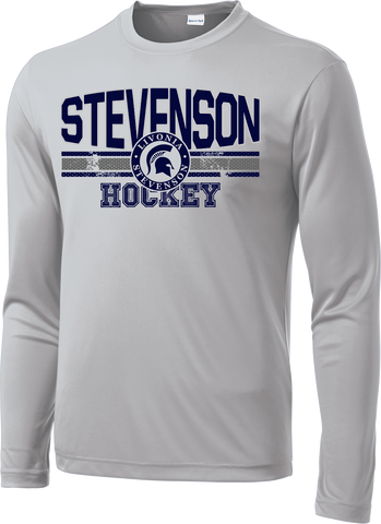 Stevenson Hockey Fundamentals Long Sleeve Dri-Fit Tee