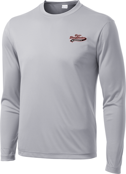 Sharp Shooters Long Sleeve Dri-Fit Tee with Player Number