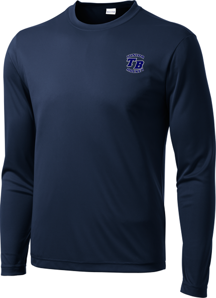 Tampa Bay Juniors Long Sleeve Dri-Fit Tee with Player Number
