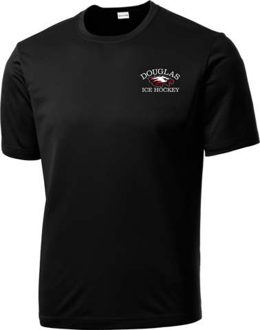 Eagles Hockey Dri-Fit Tee with Player Number