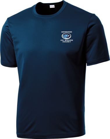 Newsome Dri-Fit Tee with Player Number