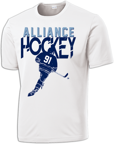 Alliance Hockey Power Skate Dri-Fit Tee