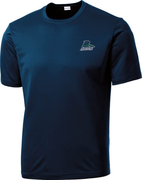 Jr. Everblades Dri-Fit Tee with Player Number