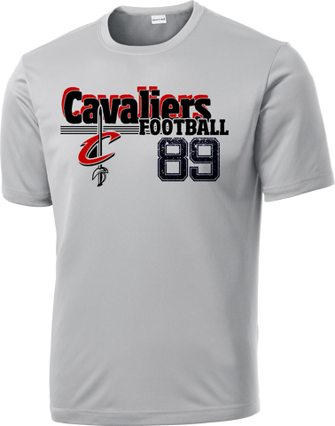 Cavaliers Football Interception Dri-Fit Tee