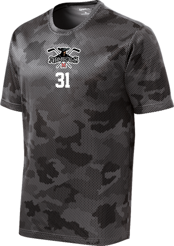 Admirals Hockey Dri-Fit CamoHex Tee