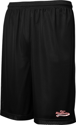 Sharp Shooters Classic Mesh Shorts w/ Player #