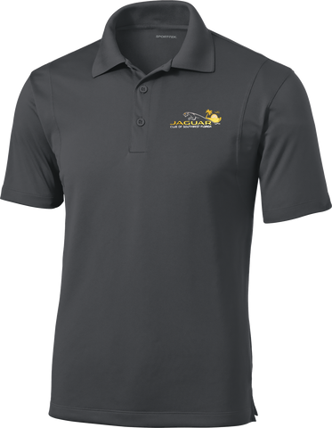 Jaguar Club of Southwest Florida Micropique Sport-Wick Polo
