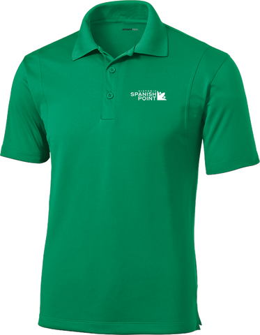 Spanish Point Micropique Sport-Wick Polo