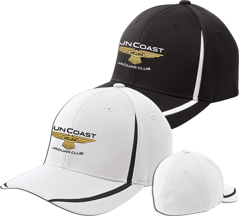 Sun Coast Jaguar Club Performance FlexFit Colorblock Cap