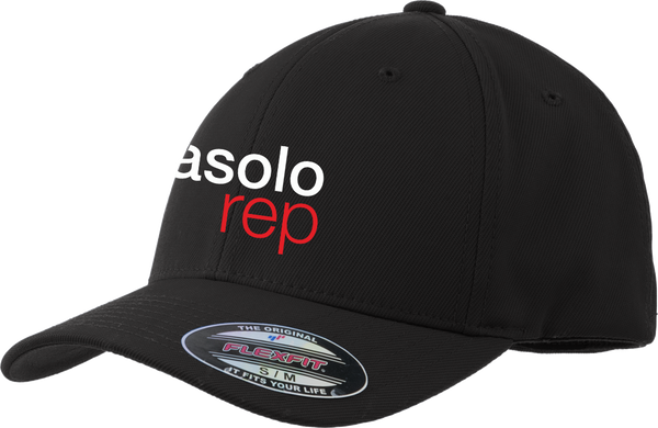 Asolo Rep Embroidered Flex Fit Cap