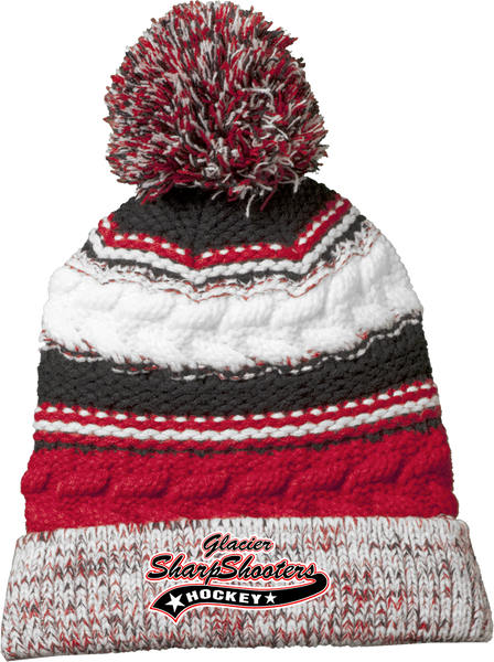 Sharp Shooters Team Colors Beanie