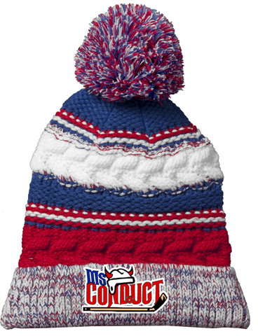 Ms. Conduct Team Colors Beanie