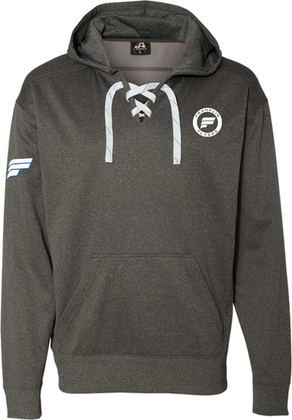 Franklin Flyers Hockey Lace Polyester Hoodie