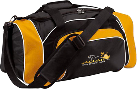 Jaguar Club of Southwest Florida Duffle Bag