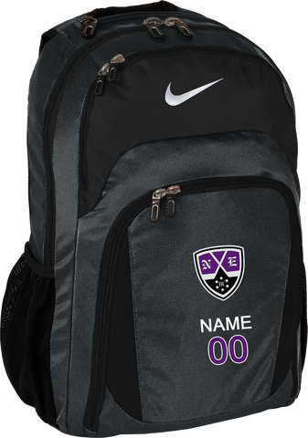 New England Hockey Club Nike Backpack w/ Player Name and Number