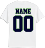 Jr. Everblades Faded Logo T-shirt with Player Number