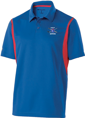 Jr. Warriors Hockey Charge Polo