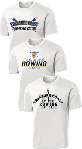 Treasure Coast Rowing Club Exclusive Dri-Fit Custom T-Shirt Set