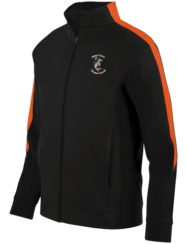 Hagerstown Hammerheads Hockey Warm Up Jacket