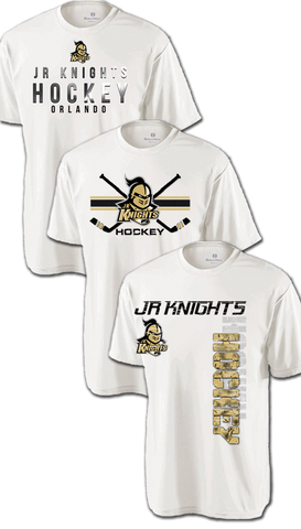 Jr. Knights 2016 Hat Trick Dri-Fit Custom T-Shirt Set