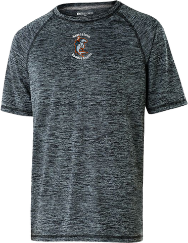 Hagerstown Hammerheads Hockey Heathered Dri-Fit T-Shirt