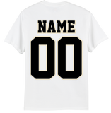 Jr. Knights Rinkside T-shirt with Player Number