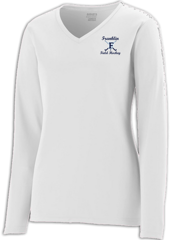 Franklin Field Hockey Girls Long Sleeve Wicking Tee *Available in Youth*