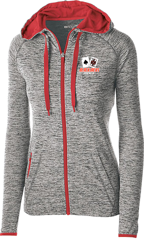 Blackjacks Hockey Ladies Force Jacket